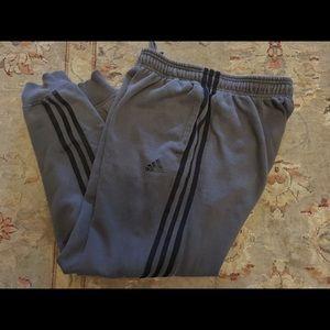 Adidas Jogger-Style Sweatpants